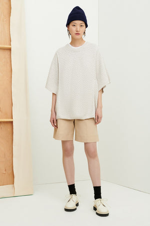 Kowtow Clothing Basket Top Organic Cotton Sweater