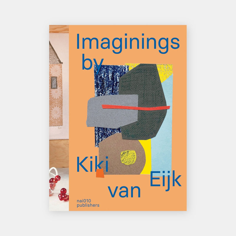 Artbook DAP Imaginings by Kiki Van Eijk Book
