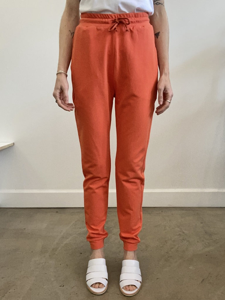 By Signe Trish Sweatpants Poppy Organic Cotton