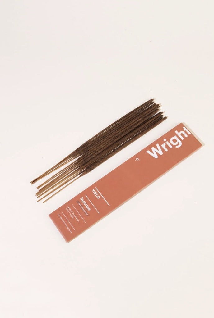 Yield Design Co Wright Incense Sticks