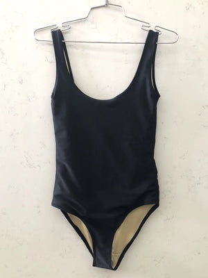 By Signe Black One Piece Swimsuit Recycled Nylon
