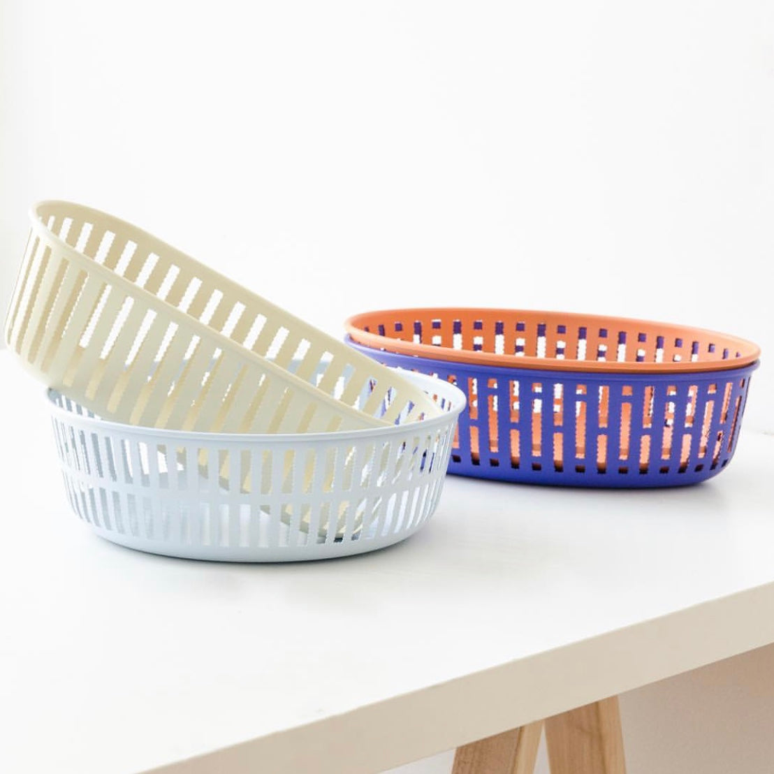 Hay Panier Baskets by Inga Sempé