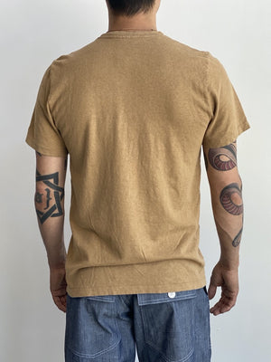 Unisex Baja Pocket Tee Coyote