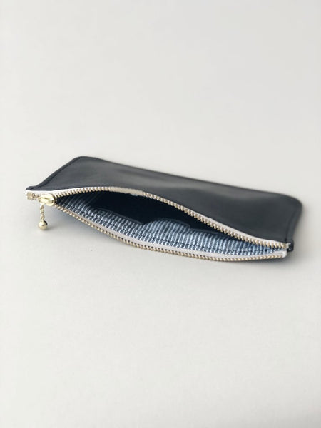 Time for a Change Wallet Black
