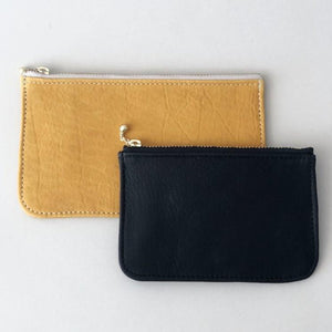 Erin Templeton Small Time for a Change Wallet Black Leather Pouch