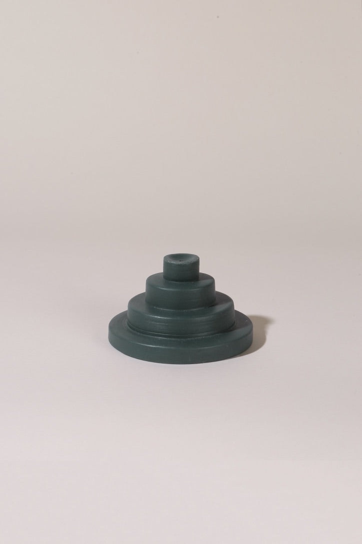 Yield Design Co Lauren Yttrbom Meso Ceramic Incense Holder Jade