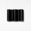 Fazeek Wave Soap Dish Black