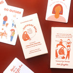 Odd Daughter Paper Co Support Deck Cards