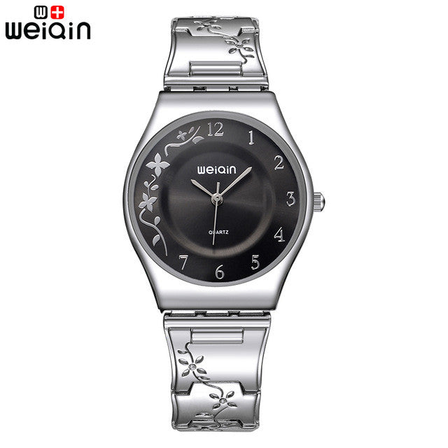 High Quality Water Resistant Montre Femme Stainless Steel Watches