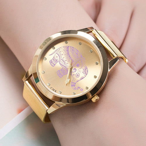 Full Stainless Steel Women's Fashion Watches