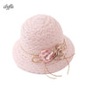 Lovely Women Sunbonnet Bucket Hat