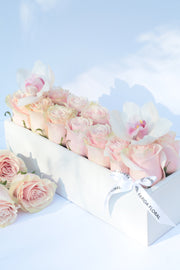 Classic Roses Mom's Table Top (Soft Pink)