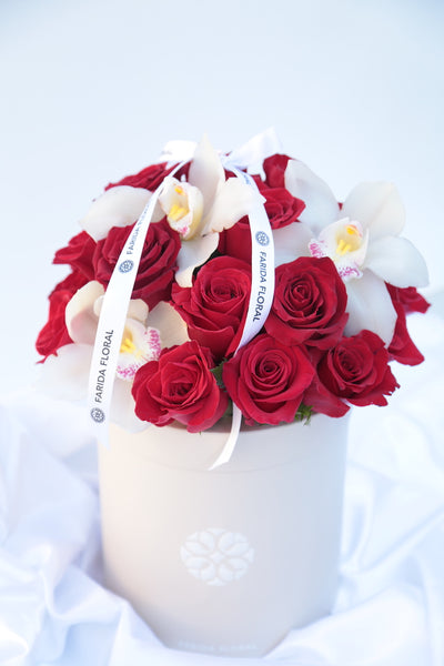 Signature Two Dozen Roses - Red