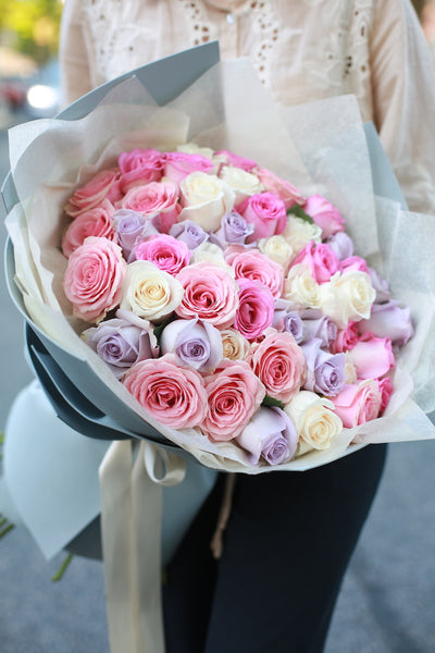 Four Dozen Love  - FlowerWrap