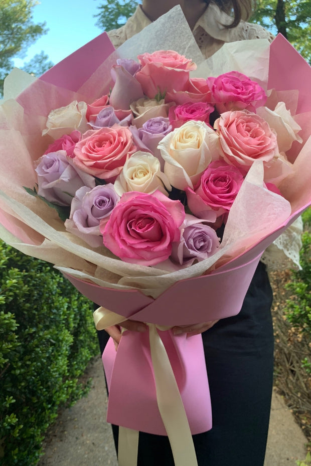 Sweet Two Dozen  - FlowerWrap