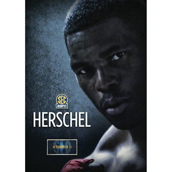 Herschel Walker ESPN Storied DVD