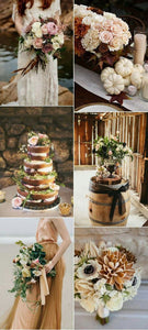 Fall Wedding Colors | 53 Fall Wedding Ideas in pictures