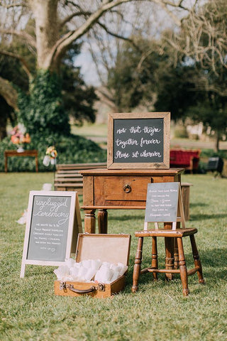 wedding exit ideas send off
