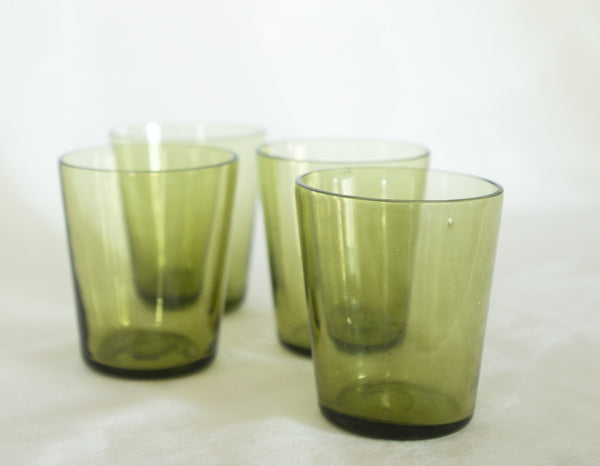 vintage cocktail glasses image