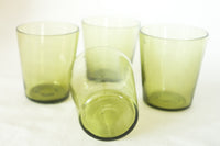vintage green glasses image