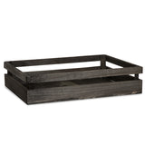 Display Crate, Dark Brown