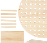Peg Board, peg shelf image