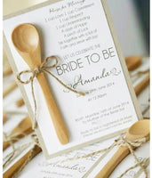 Mini Wooden Spoons | 12 ct.