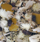 Fall Dried Flowers, Wedding Toss | WOODLAND, 100-150 Guests