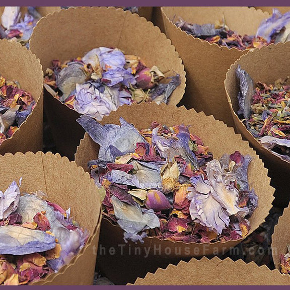 where to buy wedding flower confetti