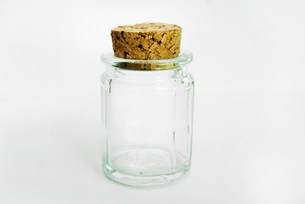 Glass Spice Jars With Cork