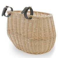 Wicker Bicycle Basket | Vintage Style Bike Basket