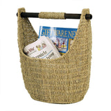 basket with handle for toilet paper image