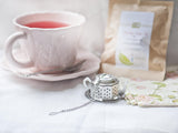 mini teapot tea party favors image