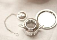 tiny teapot tea infuser image