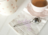 Heart Tea Spoon | Heart Tea Infuser