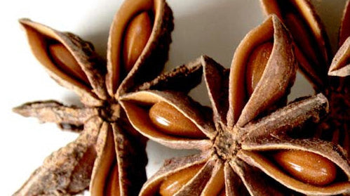 Star Anise | Whole Anise Stars | Tiny House Farm Premium Herbs and Spices  1/4lb. in Bulk