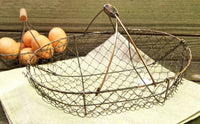farmhouse wire baskets image