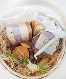 LAVENDER GIFT BASKET | Send a gift, FREE SHIPPING