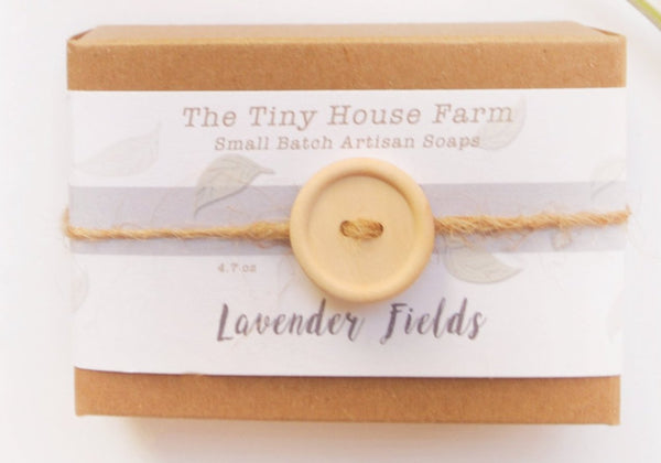 Lavender Fields Soap | Handmade Soaps | Cold Process Soap Bars