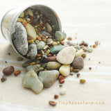 buy beach pebbles image
