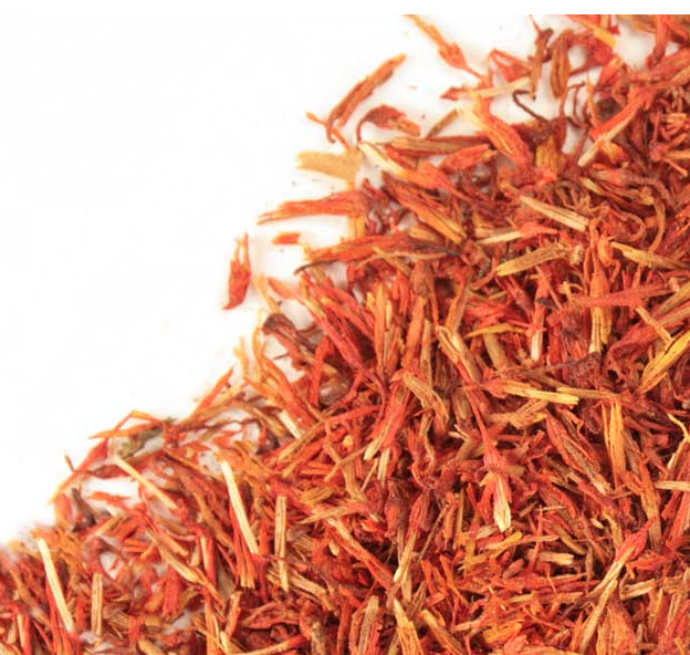 safflower tea