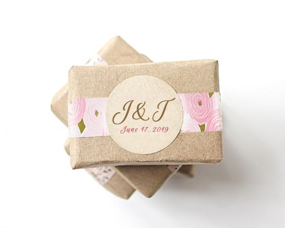 soap wedding favors image