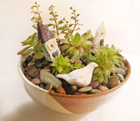 send a fairy garden gift image