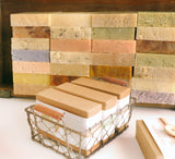 Sandalwood Rose Soap | Handmade Soaps | Cold Process Soap Bars