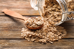 oats are a great rice cereal alternative