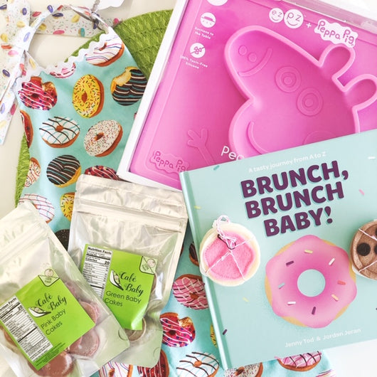 Keep encouraging that independence and love of food with these fun items for Baby's second birthday.