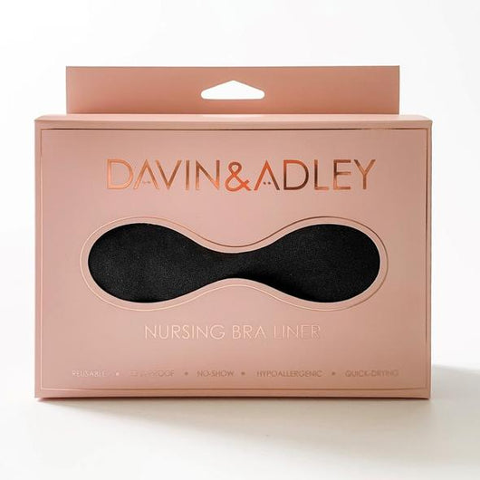 Davin & Adley Paisley Nursing Bra Liner - Single Box Pack