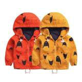 Fall Colors Rain Jacket