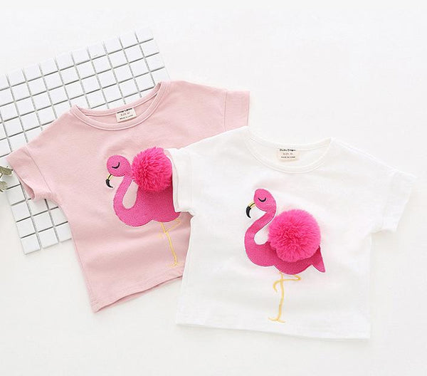 Flamingo Tee (more colors)