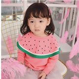 Watermelon Knit Sweater